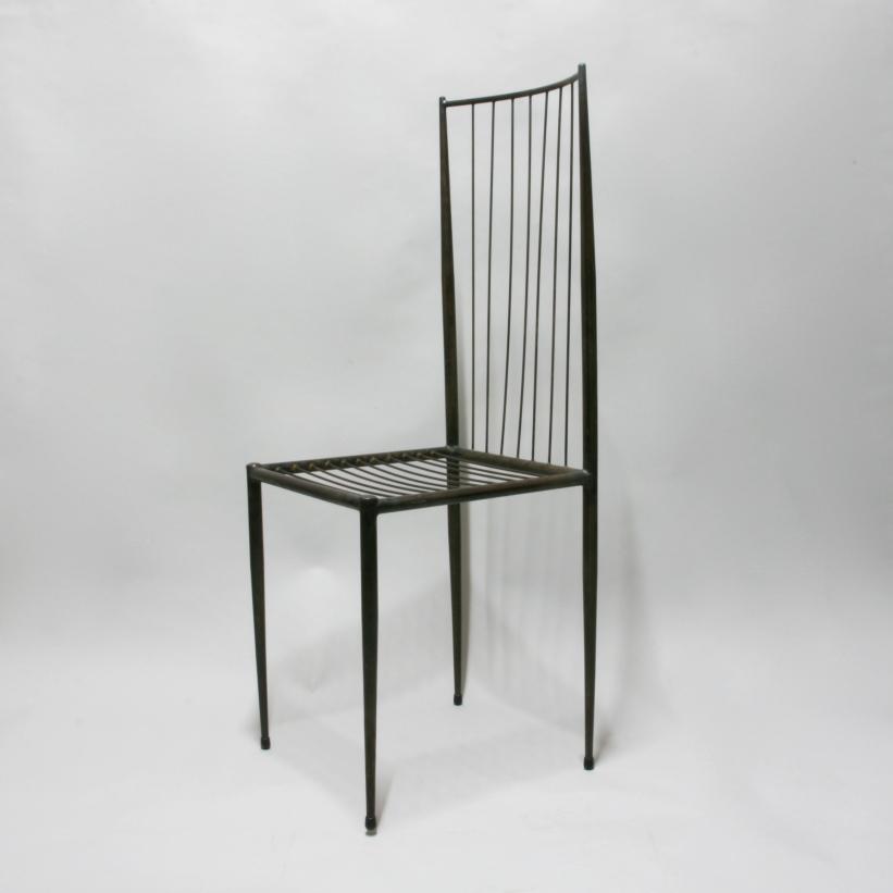 Paire de chaises - Philolaos - vers 1960