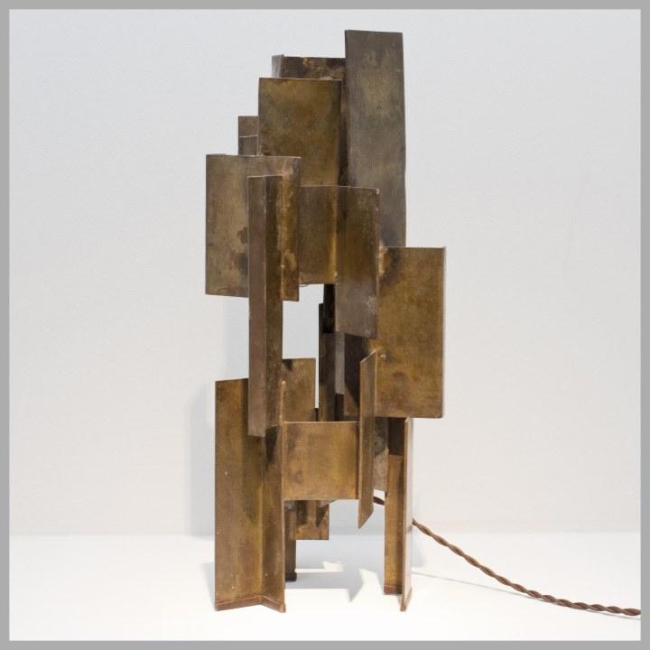 Sculpture lumineuse - Vers 1950/1960