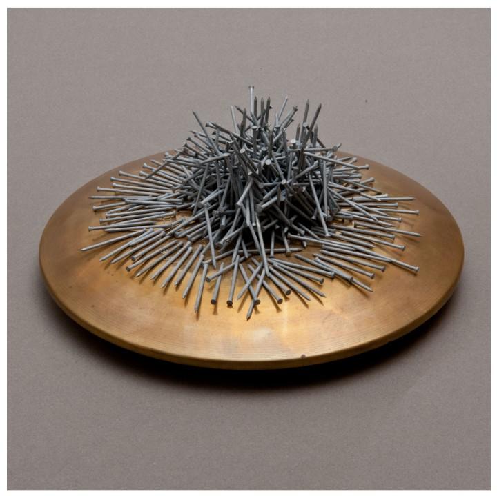 Takis - Sculpture magnétique - Vers 1970