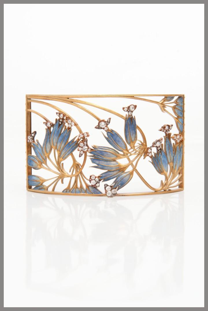 René Lalique - Collier de chien - 1899/1900