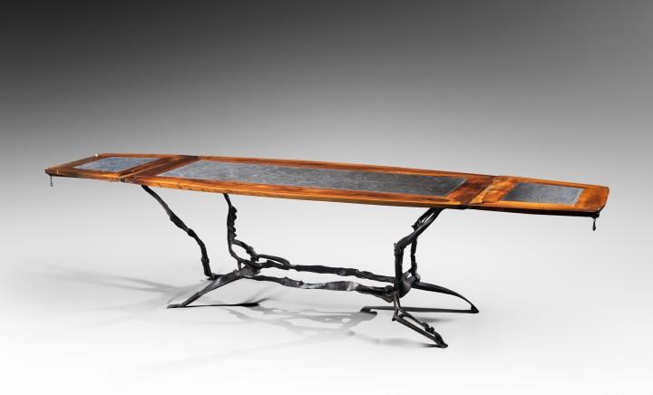 Nicolas Thevenin - Table sculpture
