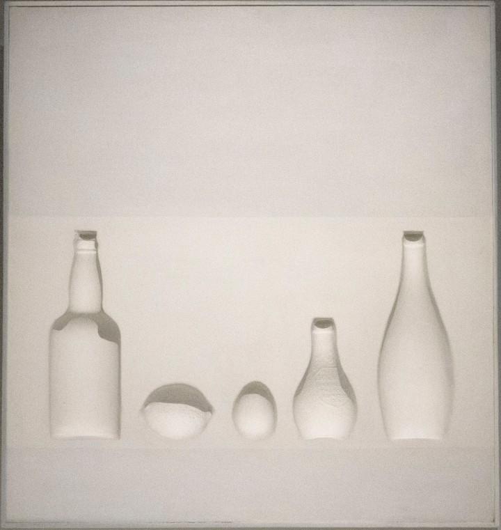 """Roy Adzak - """"Nature morte au citron"""" - 1974"""