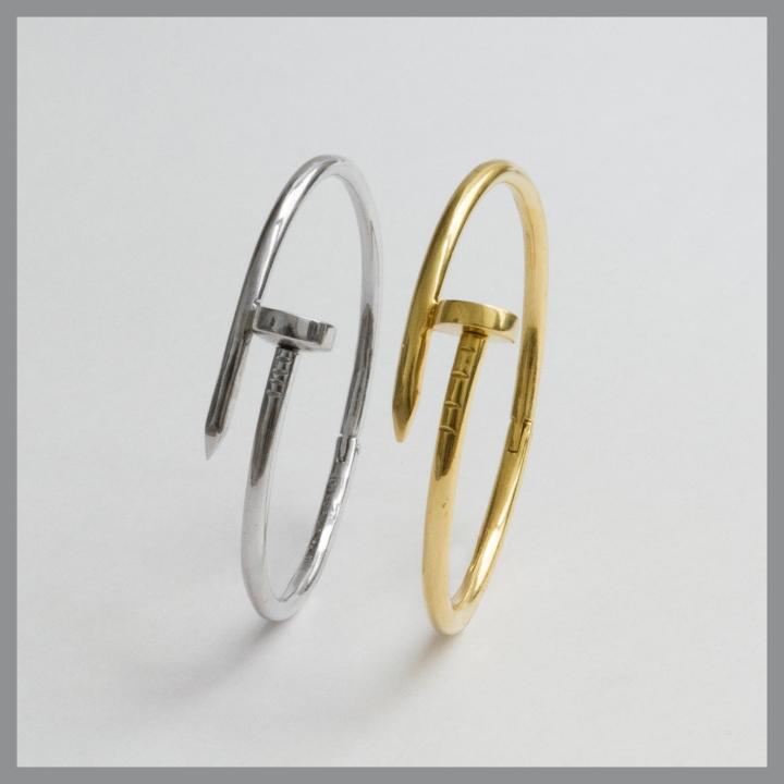 """Aldo Cipullo pour Cartier - Bracelet """" - Vers 1970"""