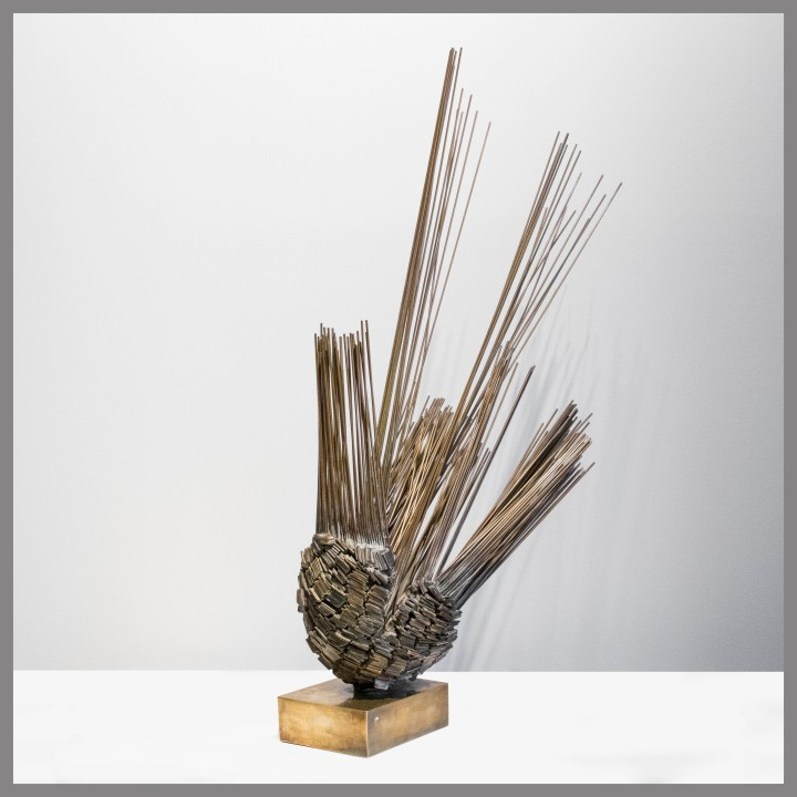 Sculpture - Galerie Lacloche - 1970