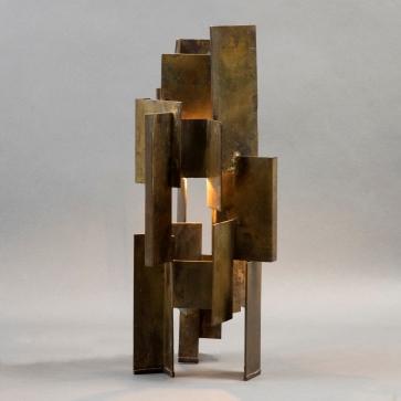 Auguste Fix - Sculpture lumineuse