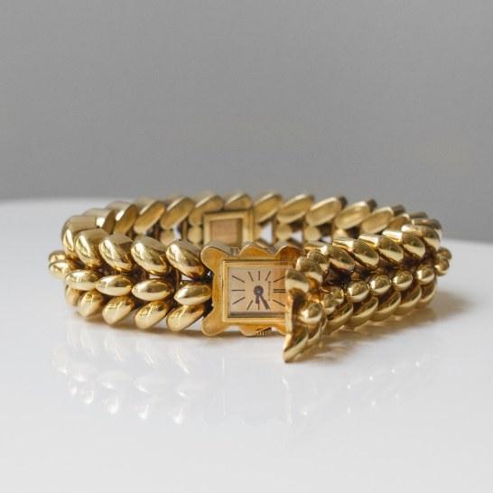 Boucheron - Bracelet montre de dame - vers 1940